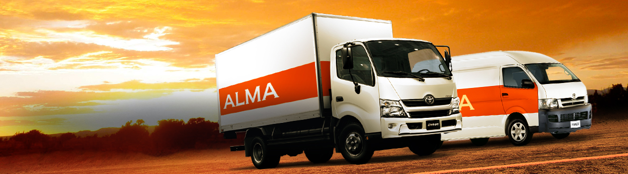 History & Vision – ALMA Stores (FMCG Distribution)